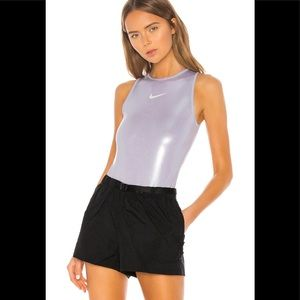 Nike Iridescent Bodysuit NWT Medium